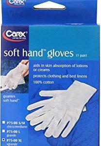 soft hands cotton gloves