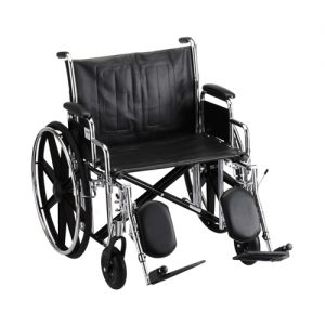 heavy duty bariatric wheelchair rental naperville elevated legs rehab post op post surgery