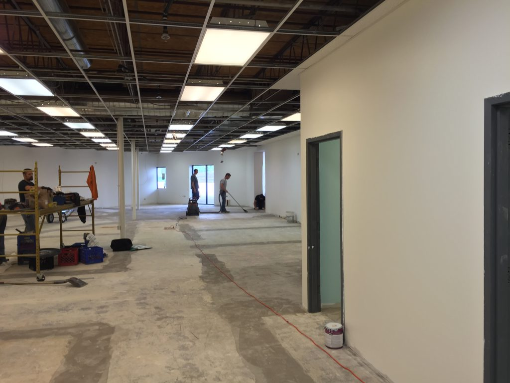 Medical Equipment Expansion Well Underway