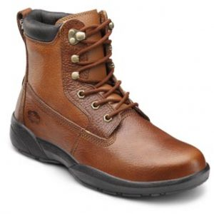 dr. comfort boss work boots diabetic shoes