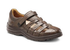 dr. comfort breeze diabetic shoe sandal casual