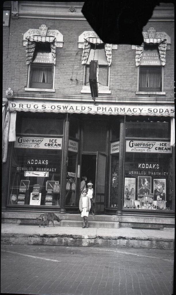 100 Years – Oswald's Pharmacy