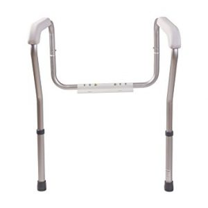Nova toilet safety rails grab bars toilet aids