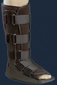 Bell-horn bell horn PROSTEP PRO STEP walking boot ankle boot rehab postop post-op surgery boot