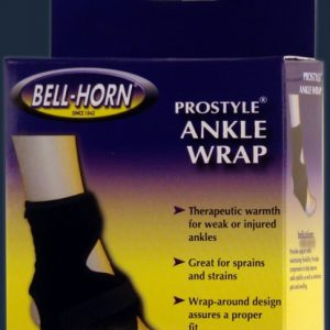 Bell-Horn Bell Horn Prostyle Pro Style Ankle Wrap Sprained Ankle Ankle Compress
