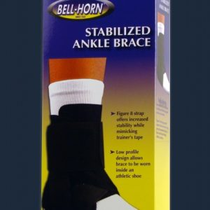 Bell-Horn Bell Horn Stabilized Ankle Brace Ankle Support wrap sprained ankle