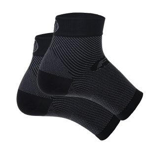 Dr. Comfort Compression foot sleeve plantar fasciitis