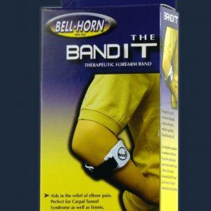 Bell-Horn Bell Horn BandIT Band it Tennis Elbow Brace Sleeve Splint