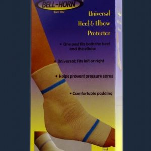 Bell-Horn Bell Horn Heel and Elbow Protectors Wraps Support Compress Compression Versatile Protectors