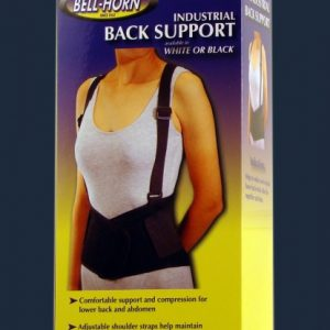 Bell-Horn Bell Horn Industrial Back Support Back Brace Workplace Brace heavy lifting brace heavy lifting belt repetitive action belt