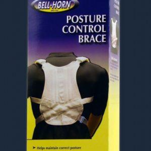 Bell-Horn Bell Horn Posture Control Brace Wrap Sling Back Support Shoulder Support Poster Straighten