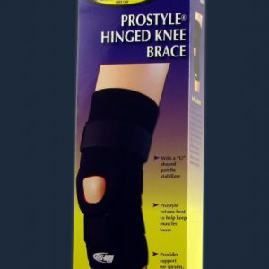 Bell-Horn Bell Horn Prostyle Pro Style Hinged Knee Brace Wrap Compress Knee Pain Relief Hinged Brace