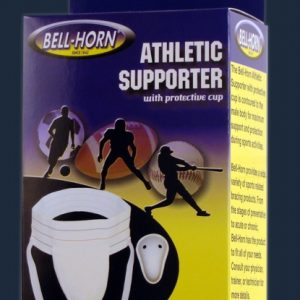 Bell-Horn Bell Horn Athletic Supporter with cup jockstrap with cup kids athletic supports