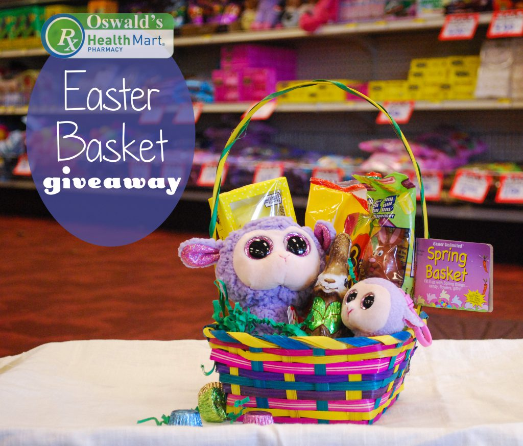 Ozzie's Easter Basket Giveaway