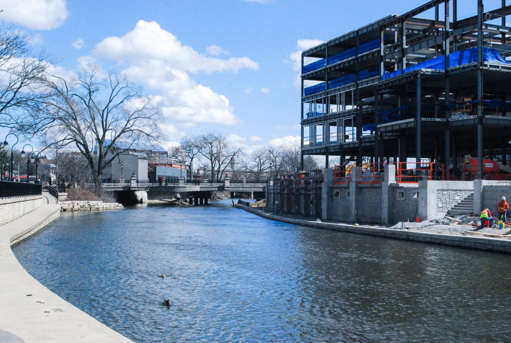 Ozzie Updates: Spring is bringing new and exciting things to Naperville!