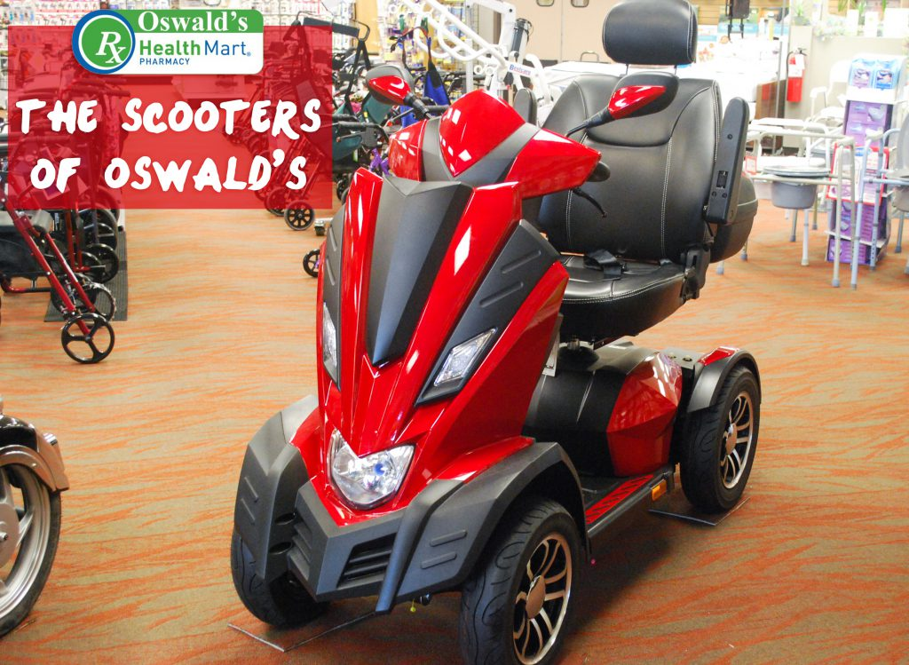 The Scooters of Oswald's