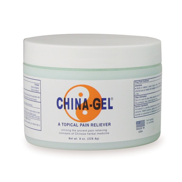 China Gel Topical Pain Reliever