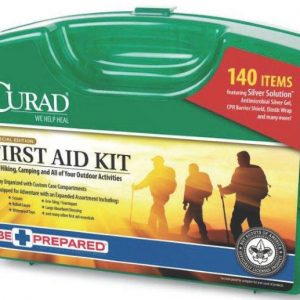 Curad First Aid Kit Portable First Aid Kit Camping First Aid Kit School First Aid Kit Vacation First Aid Kit