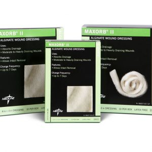 Maxorb Bandage Wound Care Advanced Wound Care Post Surgery Bandage
