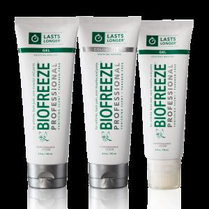 Biofreeze Pain Relief Gel Biofreeze Therapy Gel