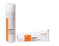 Solosite Wound Cleansing Gel Advanced Wound Care Gel