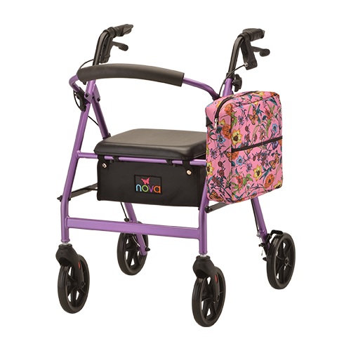 Walker and Mobility Accessories: Style and Function on the Go!