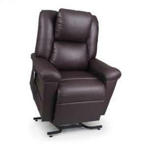 Golden Daydreamer lift chair power pillow