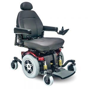 Pride Jazzy 614 hd power chair power wheelchair cash chair heavy duty bariatric fat wheelchair