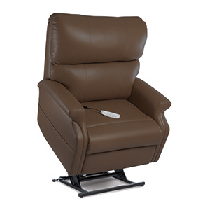Pride LC-525iPW Power Recliner with Lift Lift Chair Motorized Fully Electric lift chair recliner infinite position electric lift motor recliner