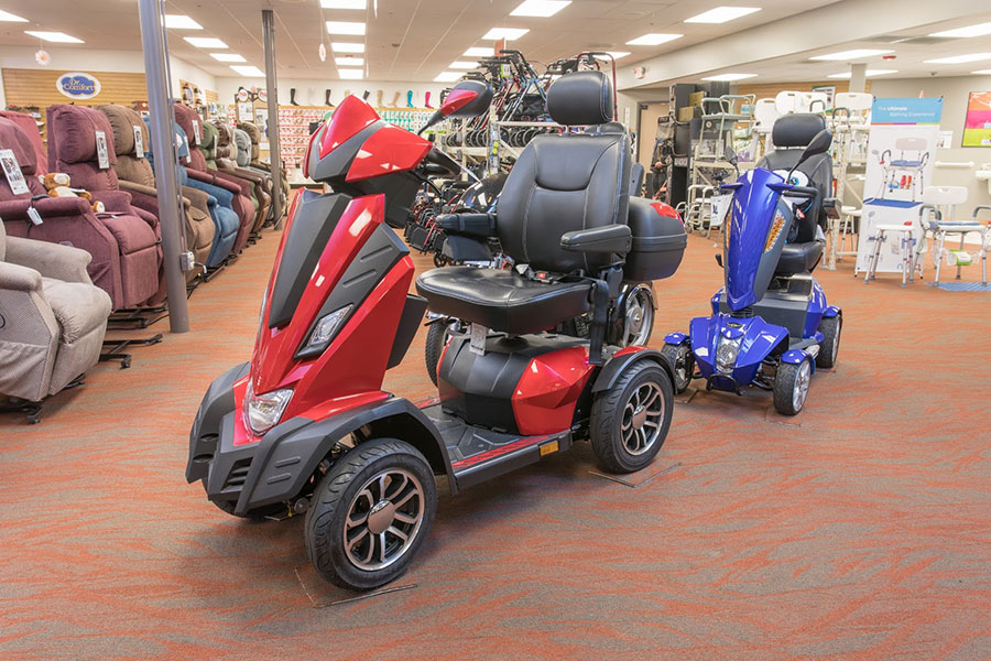 Rent or Purchase a Mobility Scooter