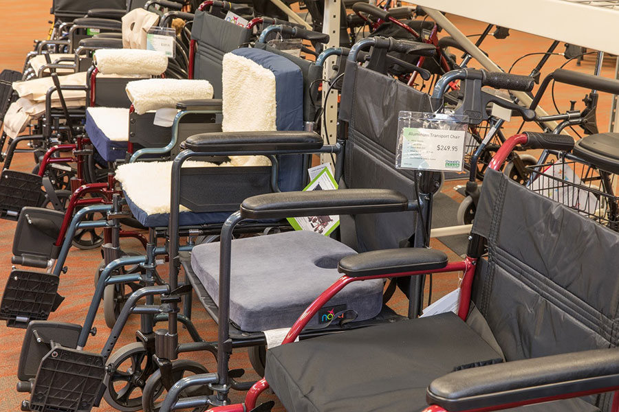 Increase Your Mobility with a Wheelchair Rental