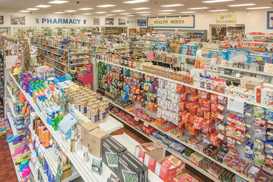 Oswald's Pharmacy Has What You Need