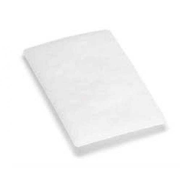 AIRSENSE FILTER S9 S10 hypoallergenic filter. White pad shown on a white background.