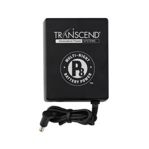transcend portable multi night battery