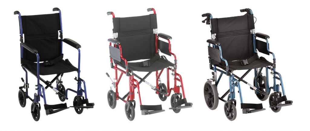 Need a Lightweight Wheelchair? Take a Look at Transport Chairs!