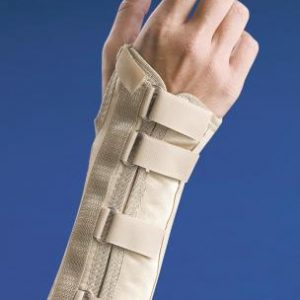 FLA Soft Form Elegant Wrist Support Brace