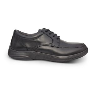 Anodyne Casual Oxford Laced dress shoe. Laces, shoe and sole are all back.