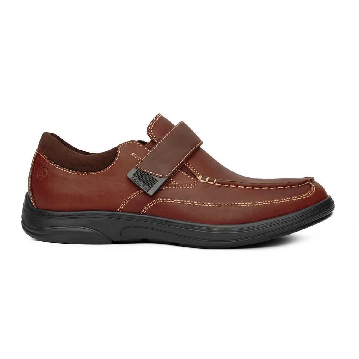 mens velcro dress shoes