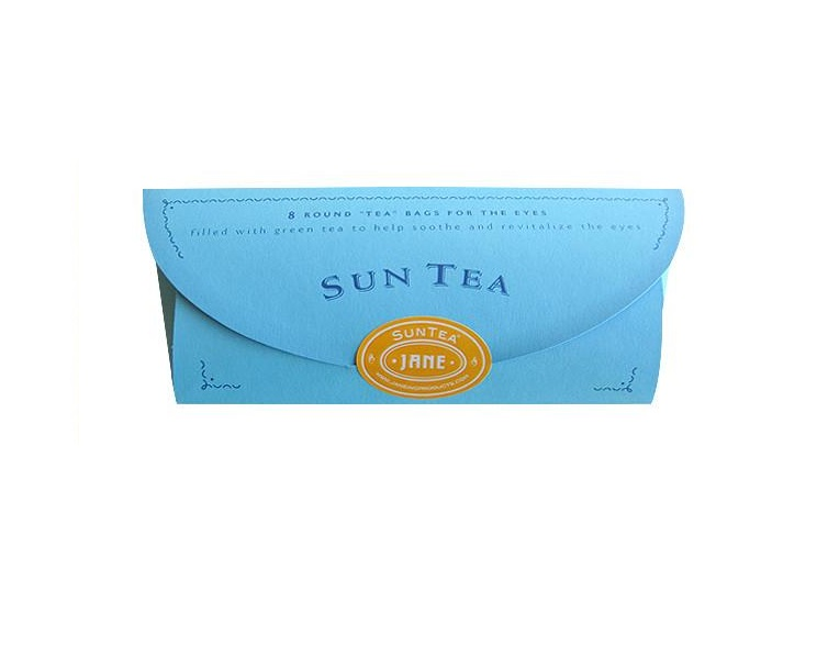 Organic Sun Eye Tea Bags by Jane Inc.