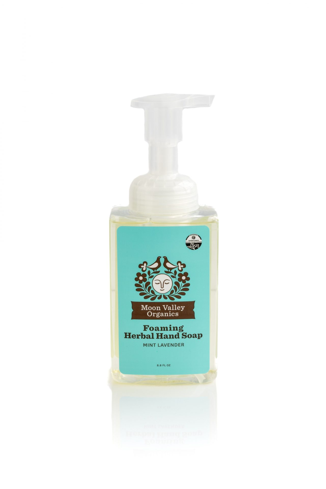 Moon Valley Organics Herbal Foaming Hand Soap