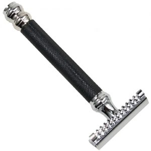 Parker 26C Safety Razor on white background.