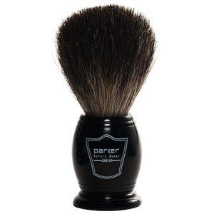 Parker BKBB Shaving Brush on white background.