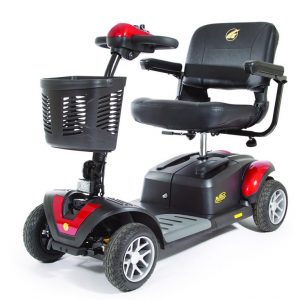 Golden Buzzaround EX Mobility Scooter 3 or 4 wheel mobility scooter