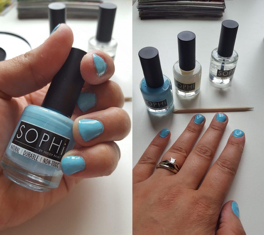 Learning to Love SOPHi Nail Polish