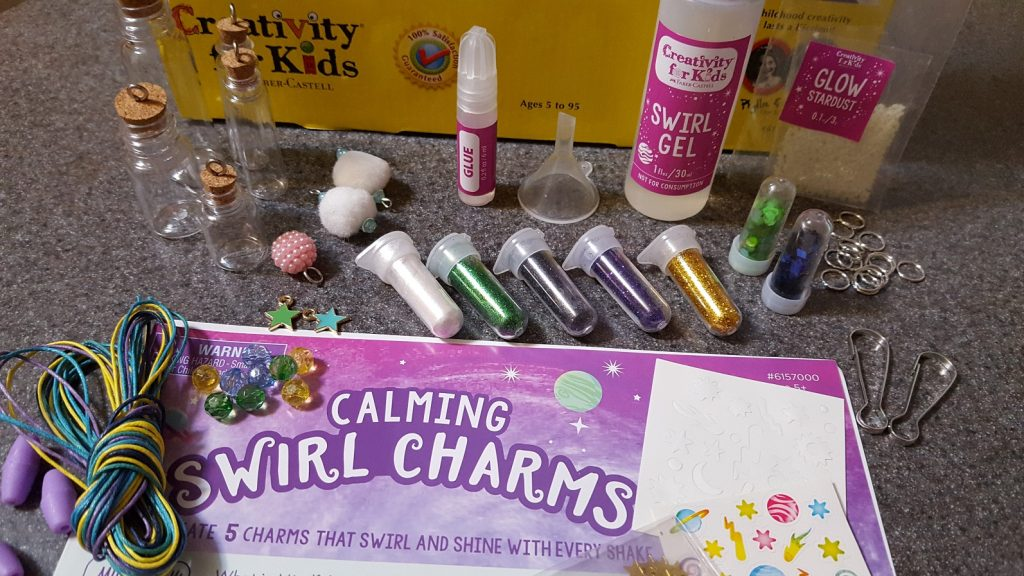 Charming Kits from Creativity for Kids