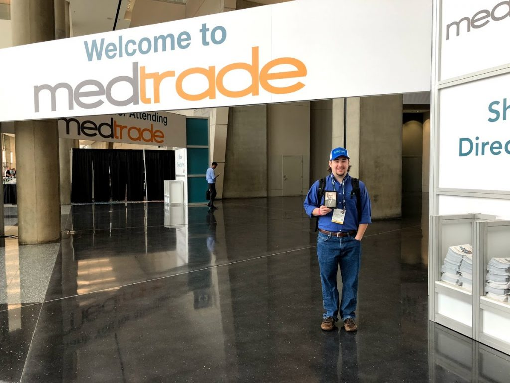 Oswald's Goes to Medtrade 2018