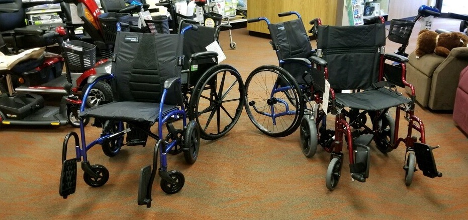 Wheelchairs & Transport Chairs: What's the Difference?