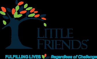 Little Friends Logo. Oswald's Community Partners Page