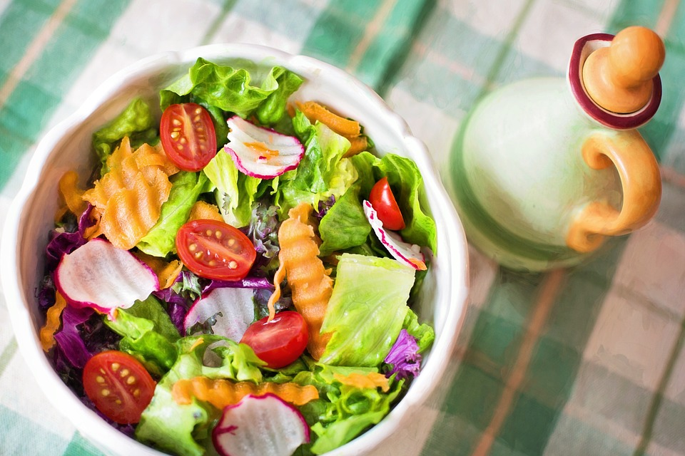 Start Your New Diet Now: National Nutrition Month
