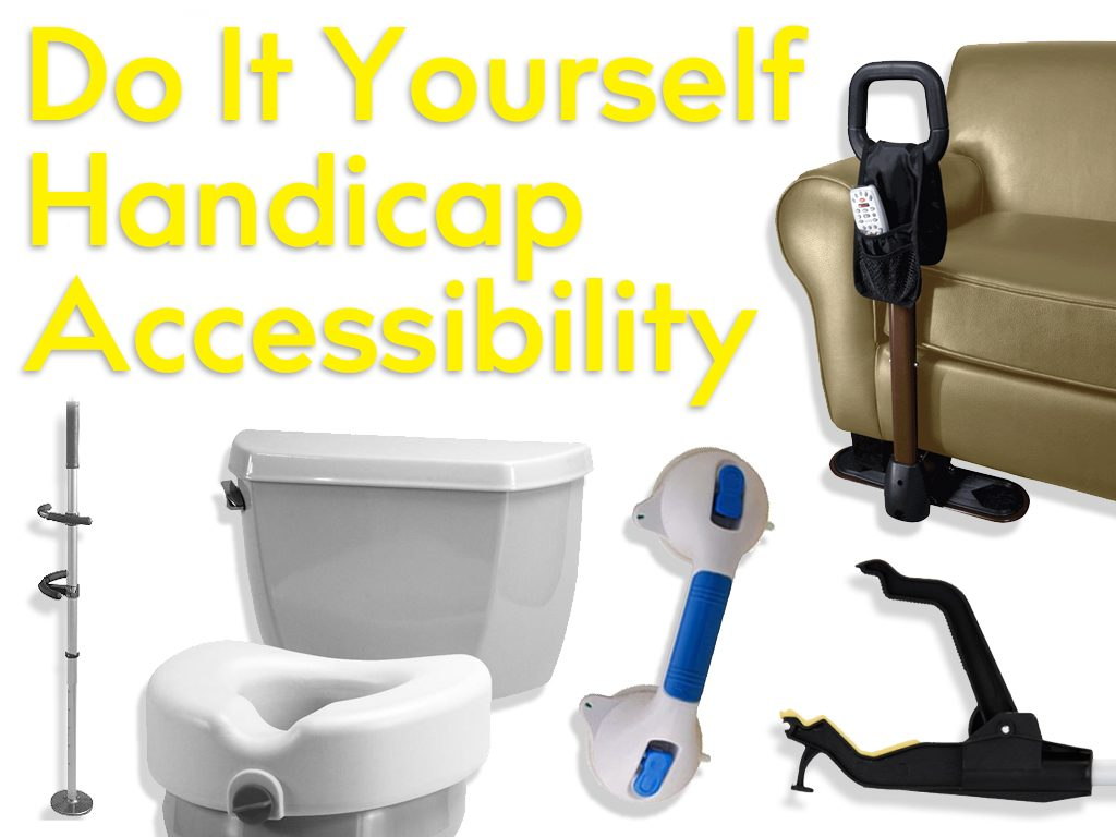 Cheap Ways to Make Your Home Handicap Accessible (and How to DIY)